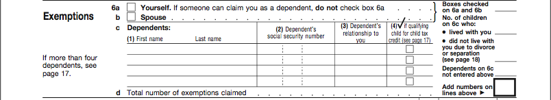 How to Fill Out Form 1040: Preparing Your Tax Return — Oblivious