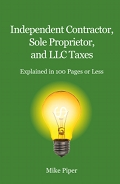 Sole Proprietor Taxes