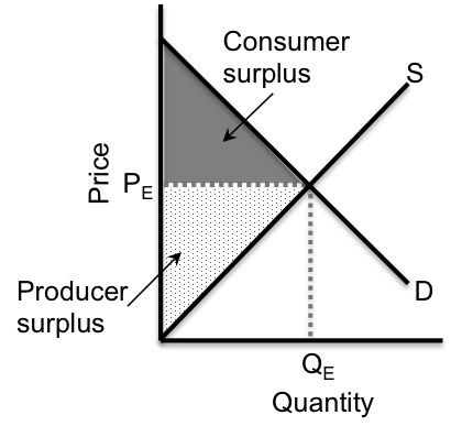 Consumer and Producer Surplus